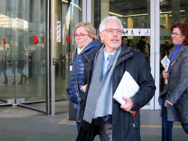 Santi Vidal, exjuez y exsenador de ERC