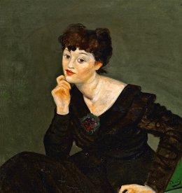 André Derain 'Isabel Lambert'