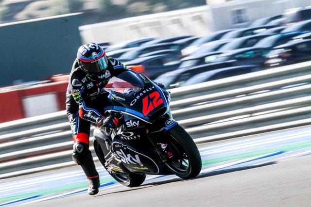 El piloto italiano Francesco Bagnaia