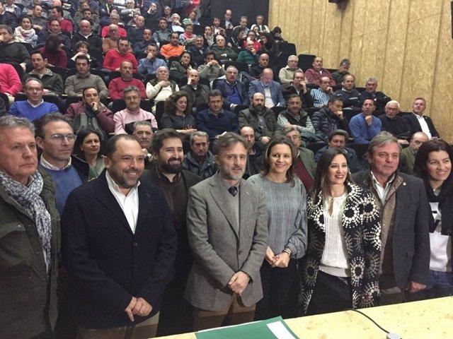 Presentación del  Plan Director de las Dehesas en Andalucía