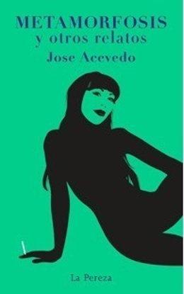 'La Pereza'. Cubierta De 'Metamorfosis Y Otros Relatos', De José Acevedo