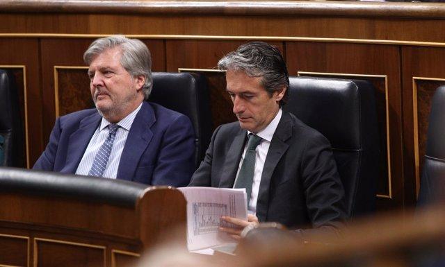Íñigo Méndez de Vigo e Íñigo De la Serna