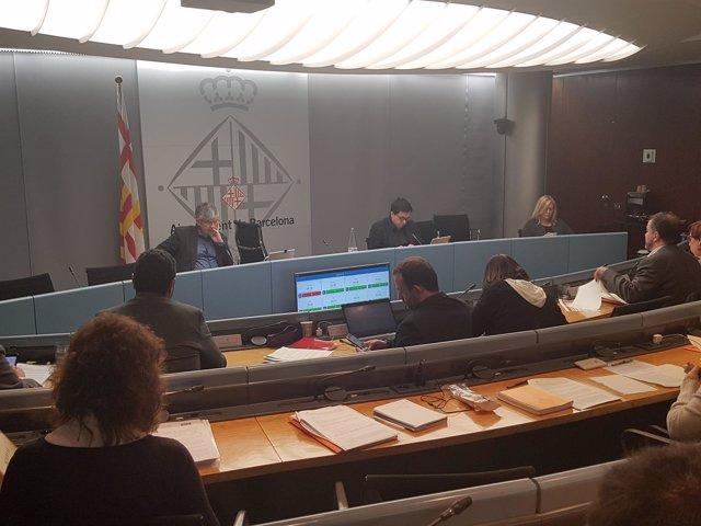 Comisión municipal de economía