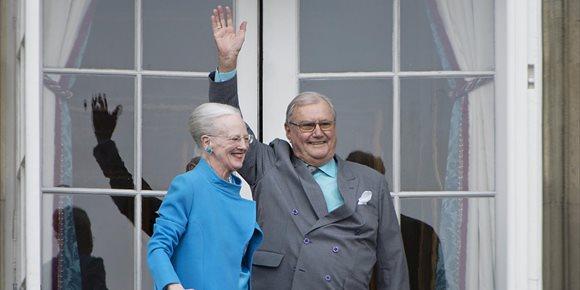 10. Muere a los 83 años el príncipe Enrique de Dinamarca, esposo de la Reina Margarita