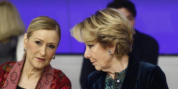 1. El juez vuelve a rechazar la petición de Granados de citar como investigados a Cifuentes, Aguirre y González en Púnica