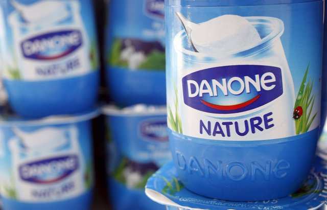 Danone yogur