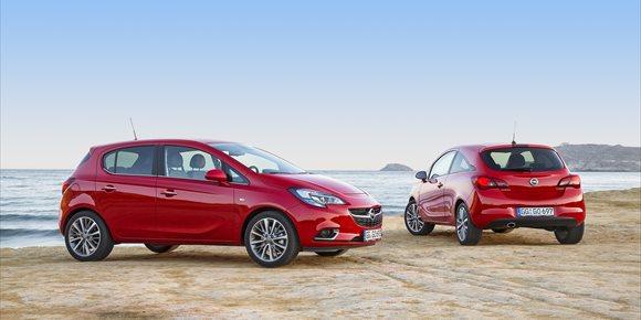 4. Opel fabricará en exclusiva en Figueruelas (Zaragoza) la nueva generación del Corsa desde 2019