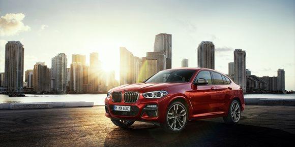 3. BMW estrenará la segunda generación del X4, con hasta 360 caballos, en el Salón de Ginebra