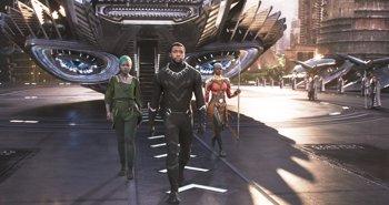 Foto: Marvel revela el árbol genealógico de Black Panther (VÍDEO)