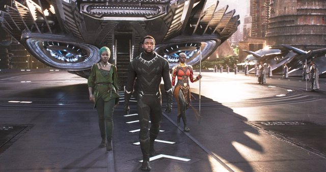 Linaje de Black Panther