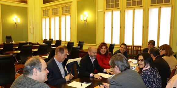 5. El Parlament estudiará la eliminación del aforamiento de diputados y miembros del Govern