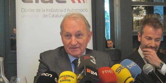 5. La industria de la automoción prevé crear 2.000 empleos este año en Cataluña