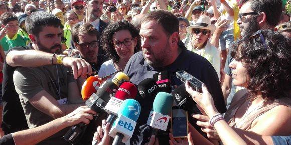 2. Junqueras pide al TC su libertad suspendiendo la prisión preventiva del Supremo