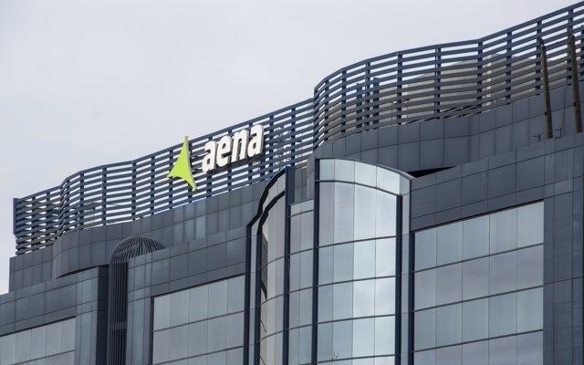 Edificio de Servicios Centrales de AENA en la calle Peonías de Madrid