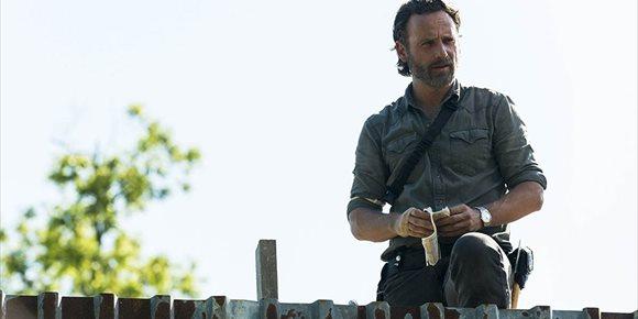 10. The Walking Dead: Así cambiará a Rick la gran muerte de la 8ª temporada