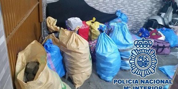 1. Detenida una red internacional de tráfico de hachís entre Ceuta y la Península
