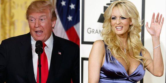 3. El abogado de Trump admite que pagó a la actriz porno a la que se relaciona con el presidente