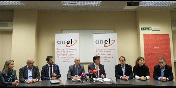 1. Las empresas de economía social crean 1.746 empleos en 2017 en Navarra
