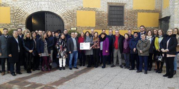 9. Andújar celebra el Premio Educaciudad que concede la Consejería de Educación