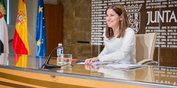 8. Los dos proyectos de universidades online privadas en Extremadura siguen su trámite con su remisión al Consejo de Estado