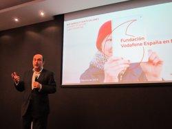 Fundació Vodafone presentarà tecnologies adaptades a persones amb diversitat funcional al MWC (EUROPA PRESS)