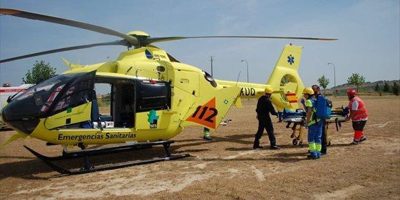 5. El Centro de Atención de Urgencias y Emergencias 112 Extremadura gestiona 96.958 incidentes durante 2017
