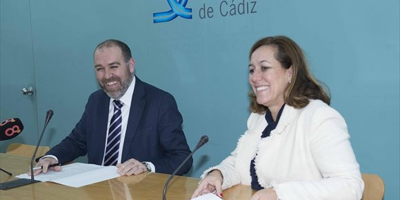 5. La recaudación gestionada por Diputación de Cádiz alcanzó los 426 millones de euros en 2017