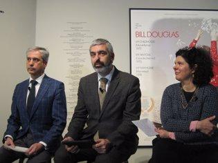 Alfós, Miró y Sébire, hoy en la rueda de prensa