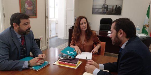 4. Junta se reúne con la Fundación Bertelsmann para el fomento de la Formación Profesional Dual en la provincia de Cádiz