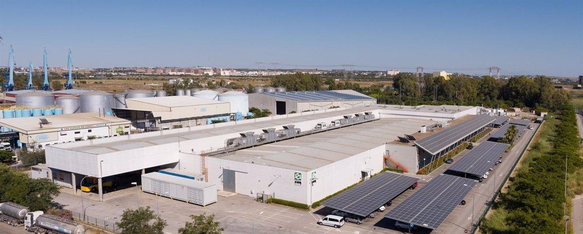 CEN Solutions cierra 2017 con una contratación de más de 21 millones y es  el tercer operador de la Zona Franca
