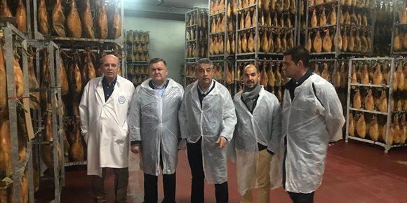 10. La Junta concede cerca de un millón de euros a tres pymes agroalimentarias de Hinojosa del Duque