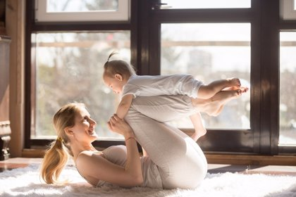 Ejercicios para recuperarte del parto en tiempo récord