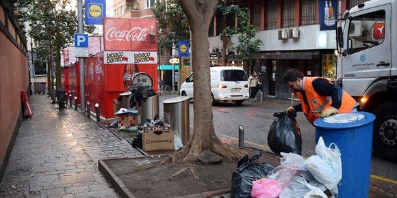 6. Recogen casi 242 toneladas de residuos en los primeros cinco días del Carnaval de Santa Cruz de Tenerife
