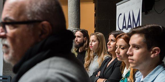 1. El CAAM presenta la tercera exposición de artistas jóvenes de Canarias del proyecto 'Espacio CV'