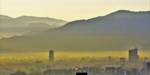 4. Ecologistas en Acción critica el agravamiento de la contaminación por ozono y piden medidas sobre tráfico e industria