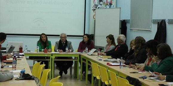 7. La Junta destaca el trabajo de la Red Anti-Rumores para la inclusión y erradicar prejuicios sociales