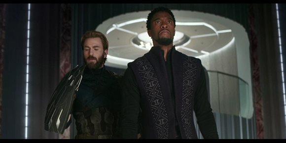 7. Todos contra Thanos en la nueva imagen de Vengadores: Infinity War