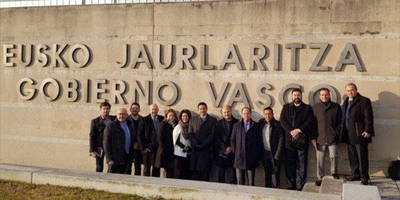 4. Cámaras empresariales mexicanas visitan Euskadi para conocer el modelo empresarial vasco