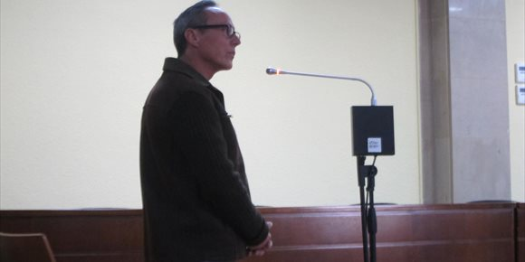 2. Condenado en Jaén a 29 años y medio de cárcel por maltratar y violar a su mujer e hijas
