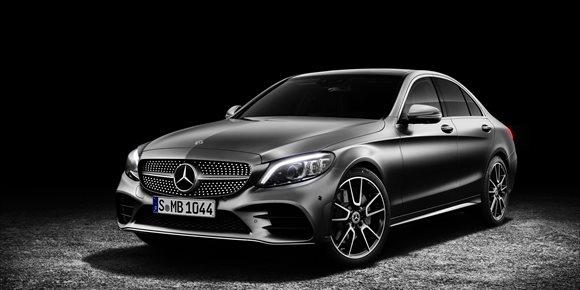 1. Mercedes-Benz presentará los nuevos Clase C berlina y familiar, con conducción semiautónoma, en Ginebra