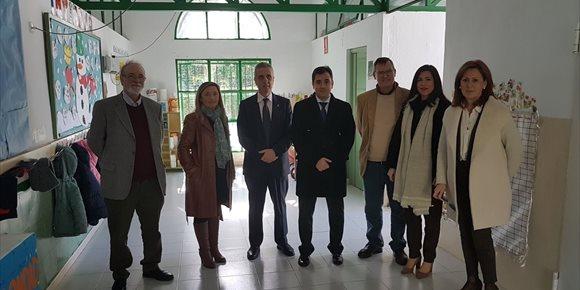 5. El colegio Nuestra Señora de Araceli de Lucena (Córdoba) contará con servicio de comedor y aula matinal el próximo año