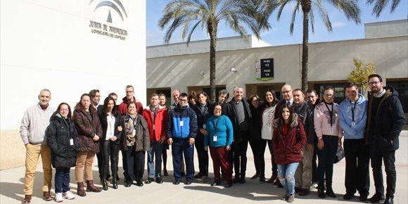 4. Junta y Diputación ofrecen nuevas oportunidades laborales a las personas con discapacidad