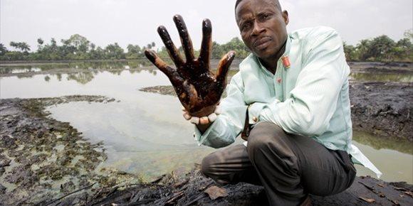 9. Shell no podrá ser procesada por los tribunales británicos por los vertidos en el Delta del Níger