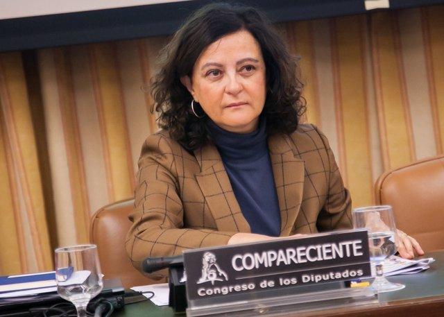 La directora de Relaciones Laborales de Cepyme, Teresa Díaz de Terán