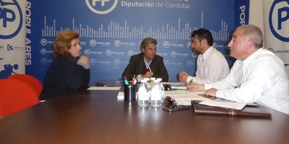 3. PP lleva al Pleno de Diputación de Córdoba una moción sobre equiparación salarial de las Fuerzas y Cuerpos de Seguridad