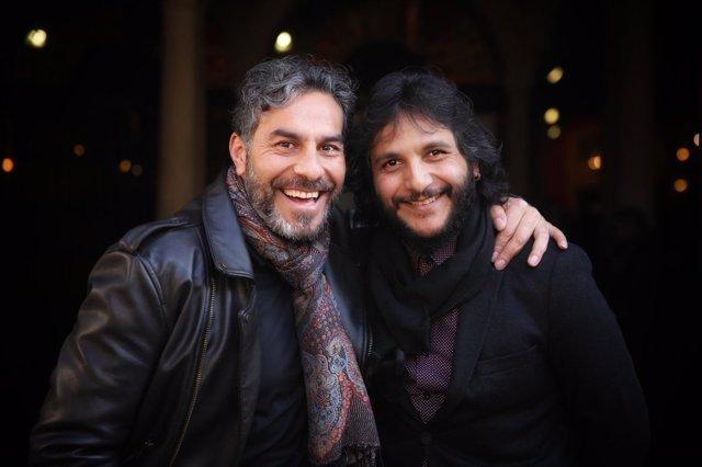 Pedro 'El Granaíno' y Antonio Reyes
