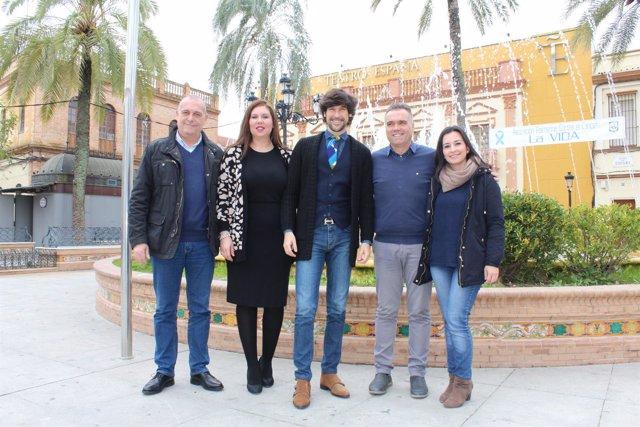 El cantante Manuel Lombo presenta su disco 'Lombo por Bambino' en La Palma.