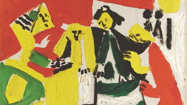 Las Meninas. Picasso y el Museo
