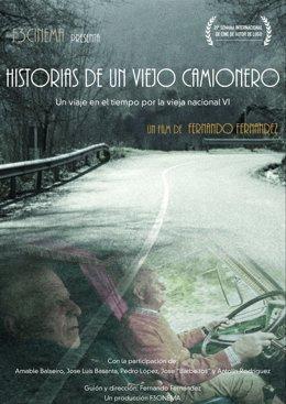 Documental galego sobre camioneiros