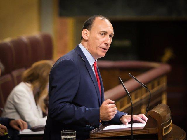 Vicente Ten, diputado de Ciudadanos